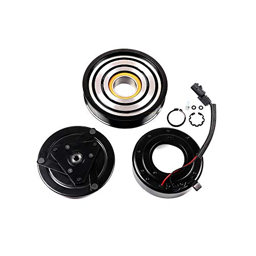 OCPTY CO 10886C A/C Compressor Clutch Assembly Compatible for Nissan Altima Nissan Sentra