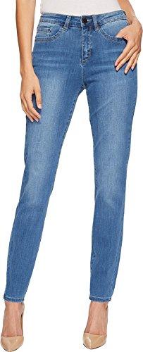 c9e0ec1714 FDJ French Dressing Jeans Women s Coolmax Denim Olivia Slim Leg In Chambray  Chambray ...