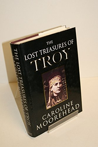 The lost treasures of Troy