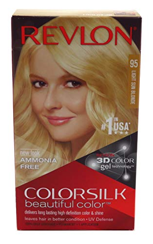 Revlon Colorsilk #95 Light Sun Blonde (3 Pack)