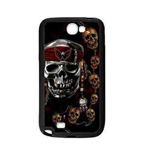 Custom Unique Design NHL Washington Capitals Samsung Galaxy Note 2 Silicone Case