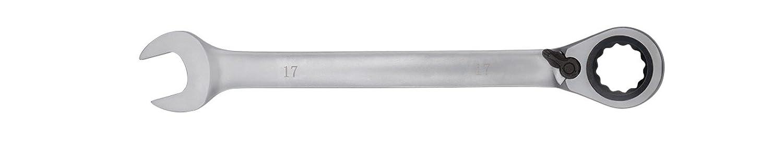cromado WIESEMANN 1893 Llave combinada con trinquete/  Acero al cromo vanadio Llave combinada de 16 mm 80980