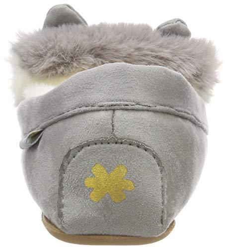 grigio Grigio Indietro Flip Pantofole Donne Loafermouse 0300 flop Delle Aperto w8xOfPq