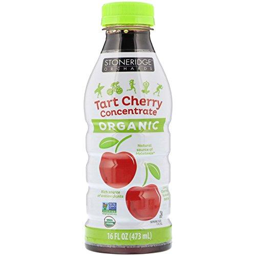 Stoneridge Orchards Organic Tart Cherry Concentrate 16 fl oz 473 ml
