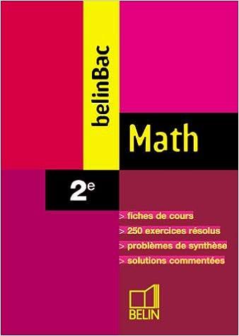 Lire Math 2nde epub, pdf