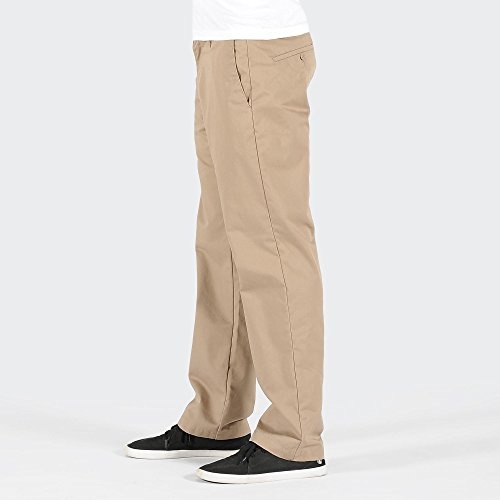 beige Volcom Uomo Pantalone Beige Da Frickin wXqAZr8RX