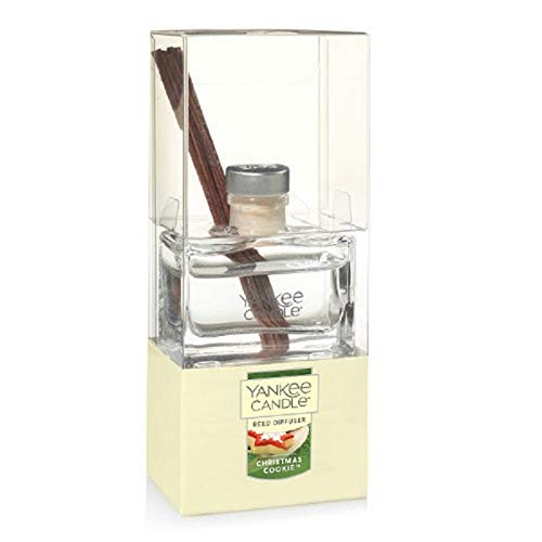 (Yankee Candle Christmas Cookie Signature Mini Reed Diffuser 1.2 oz)