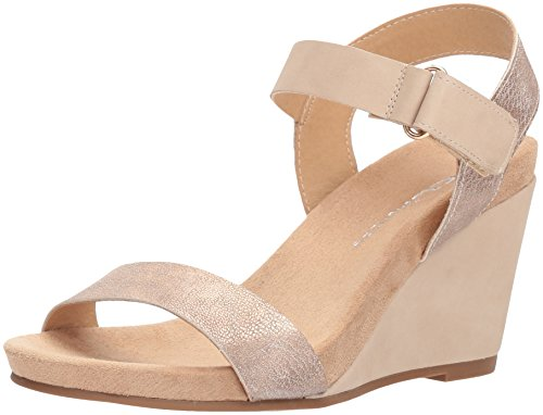 by Chinese Trudy Gold CL Wedge Sandal Women's Rose Laundry Nude qvw54d