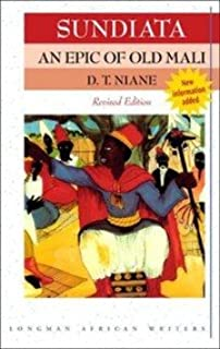 Sunjata: A West African Epic of the Mande Peoples: David C  Conrad