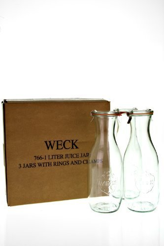 Weck Juice Jars 35 9 Ounce product image