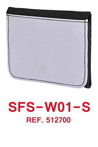 Dye Sublimation Coating - MEN BLANK DYE SUBLIMATION HEAT TRANSFER SMALL WALLET FAUX LEATHER PURSE 512700