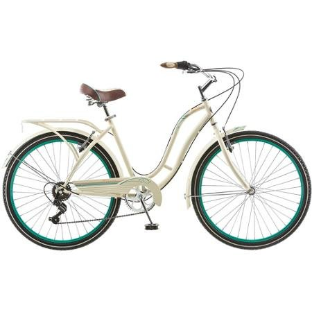 26 Quot Schwinn Fairhaven Women S 7 Speed Cruiser Bike Cream