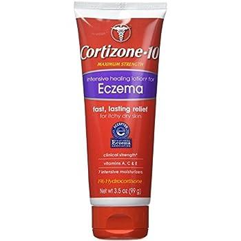 Cortizone 10 Intensive Healing Lotion Eczema, 3.5 Ounce (Pack of 1)