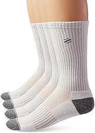 Best Online Men Golf Socks Performance Fit Cool Fast X treme Function 4pk White