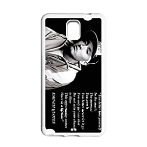 Custom Eminem Hard Back Cover Case for Samsung Galaxy Note 3 NE442 Kimberly Kurzendoerfer