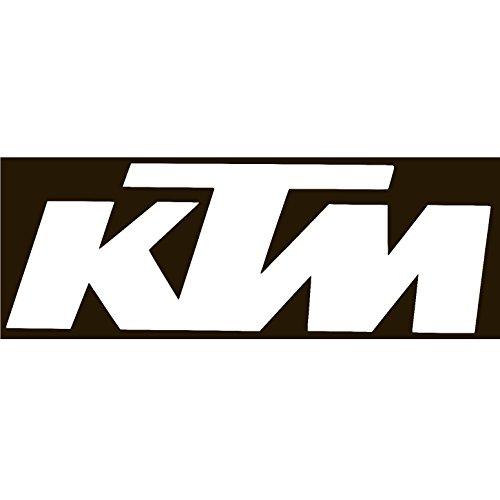TTNT KTM Vinyl Sticker Decal (4