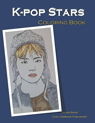 Download K-pop Stars. Coloring Book ebook