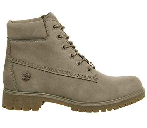 Timberland Slim Premium 6 Inch Boots Pine Bark Nubuck
