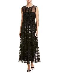 Women's Sequin Maxi Dress