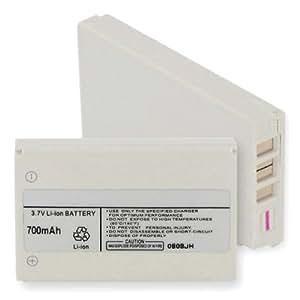 Mustek DV3M Li-ion 600mAh replacement Battery