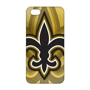 Wish-Store new orleans saints (3D)Phone Case for iPhone 5s Kimberly Kurzendoerfer