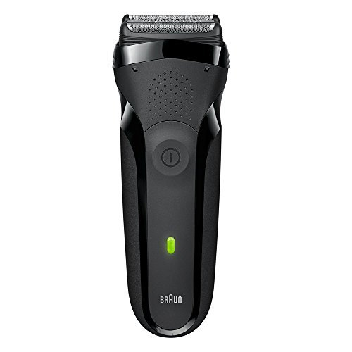 Braun All-in-One Advanced Wet & Dry Rechargeable Electric Shaver For Sensitive Skin