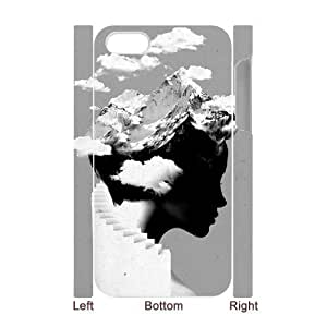 Custom New Case for Iphone 4,4S 3D, Dream Theory Phone Case - HL-R653217 wangjiang maoyi