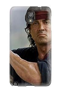 For Galaxy Note 3 Fashion Design Sylvester Stallone Case Galaxy