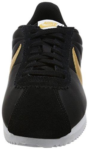 Baskets Noir Homme Nike Nylon Cortez Classic pour qHOp08g