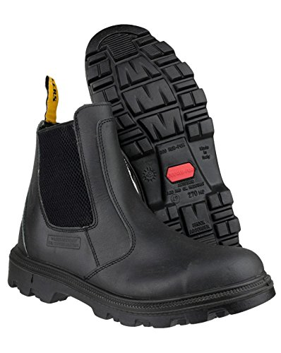 9 Dealer Boot FS129 Amblers Safety Size Safety Black OwT8qq