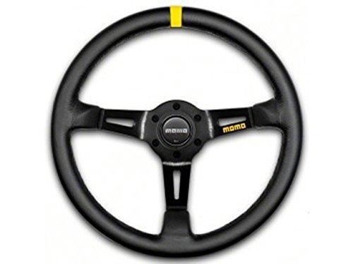 Momo R1908//35S Mod 08 350 mm Suede Steering Wheel