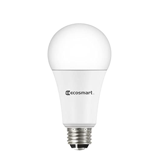 Ecosmart 100w Equivalent Soft White A21 3 Way Dimmable Led Light