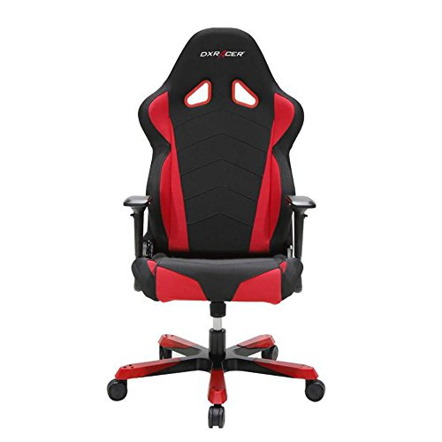 DXRacer OH/TS30/NR Black & Red Tank Series Gaming Chair with