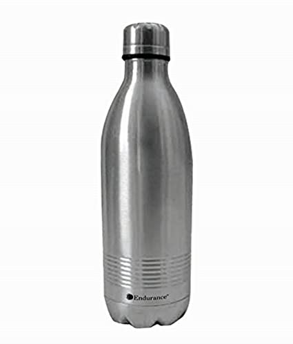 c06fff2206 viva smart's smart endurance thermal water bottle, 1L red colour for hot or  cold water: Amazon.in: Home & Kitchen