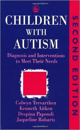 Ilmaisia kirjoja ladata iphone 4 Children with Autism: Diagnosis and Intervention to Meet Their Needs B004A90UIY PDF