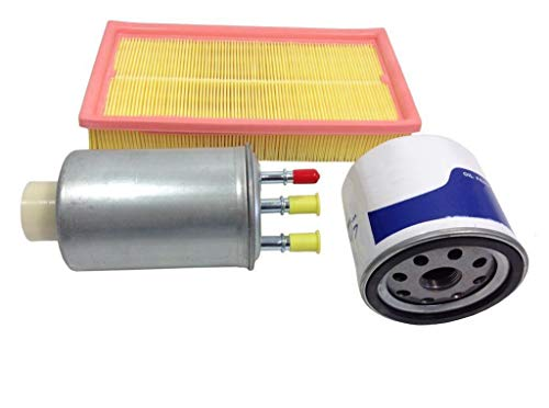 Transit Parts Service Kit Transit Connect 1.8 Tddi TDCI Oil Air Fuel Filters (2005-2013:
