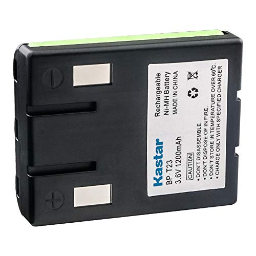 Kastar BP-T23 Cordless Phone Battery Replacement for V-Tech ADL 80-4032 80-3328-00-03 80-4134-02-00, Sony BP-T23, GE TL96502, AT&T 22250X 22251X 9200, Toshiba FT3808 FTH916 TRB9100 and 23-935 Battery