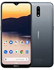 "Nokia 2.3 Android One Smartphone (Official Australian Version) Unlocked Mobile Phone with 2-Day Battery, AI Dual-Cameras, Vibrant 6.2"" HD+ Screen, Face Unlock, 3 Years of Security, 32GB, Charcoal"