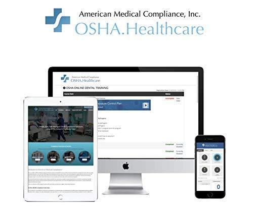 Healthcare Compliance Online Training (OSHA, HIPAA and HR Compliance)