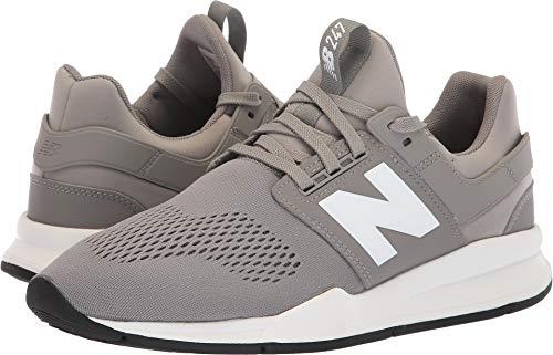 New Balance Men's 247v2 Sneaker, Marblehead/White, 9.5 D US