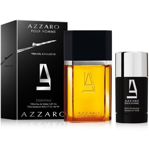 Loris Azzaro Gift Set for Men (Eau de Toilette Spray, Deodorant (Loris Azzaro Deodorant Stick)