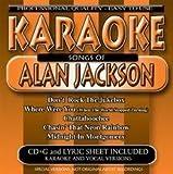Karaoke: Songs of Alan Jackson offers