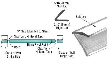 Translucent Vinyl (CRL Translucent Vinyl Edge