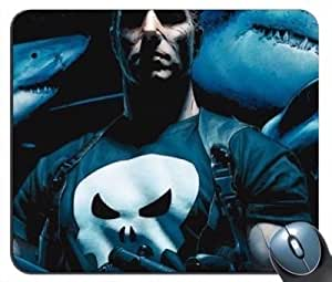 Custom Punisher Knights v31 Marvel Comics Mouse Pad
