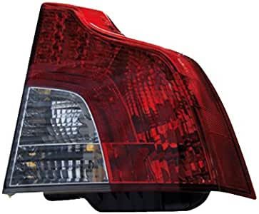 Volvo S40 Mk2 2004-On Magneti LED Marelli Rear Light Lamp Right O//S Driver Side