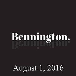 Bennington, Jackie Kashian, August 1, 2016