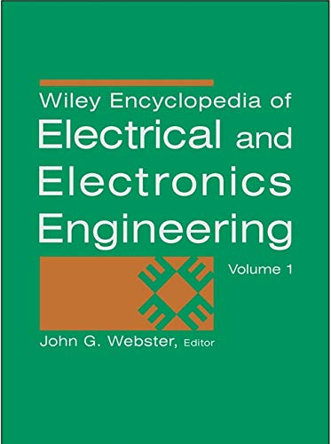Wiley Encyclopedia of Electrical & Electronics Engineering Supplement, Volume 1]()