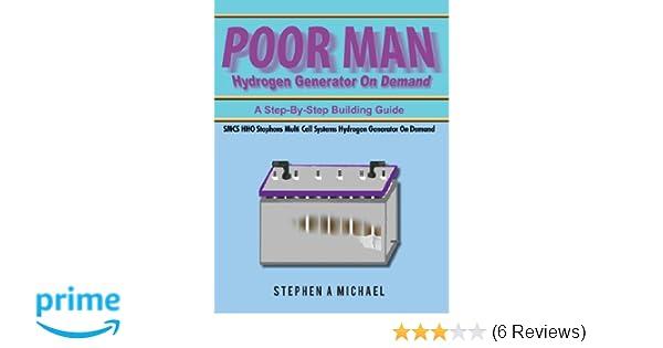 Poor Man Hydrogen Generator On Demand Smcs Hho Stephens Multi Cell