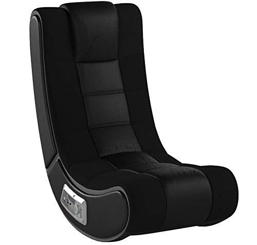 Wireless X Rocker SE Black Gaming Chair