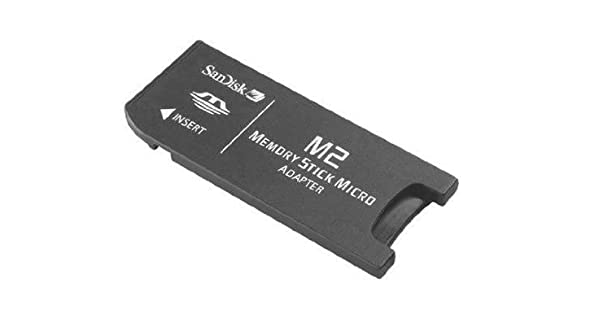 Amazon.com: SanDisk Memory Stick Micro M2 A estándar ...